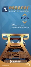 implantologietage - ZWP online