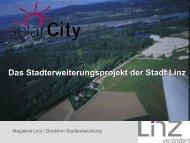 Vortrag Solar City Linz - Stadt-Umland Management