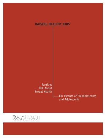 Raising Healthy Kids - Family Health Productions
