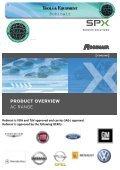 Robinair Catalogue & OEM Endorsements - MACS - Page 2
