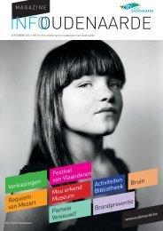 Infomagazine september 2012 - Stad Oudenaarde