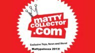 presentation from the Mattypalooza panel - Cool Toy Review