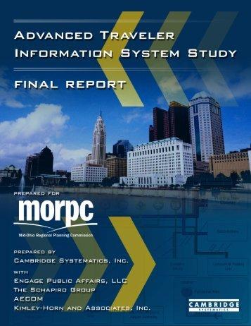 Advanced Traveler Information System Study - Mid-Ohio Regional ...
