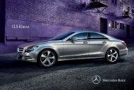 CLS-Klasse. - Mercedes-Benz Magyarország