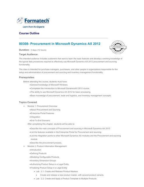 Pdf microsoft dynamics