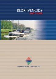 Bedrijvengids - Waterwegen en Zeekanaal