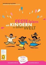 Feste feiern mit Kindern in aller Welt - Weltweit-Wichteln