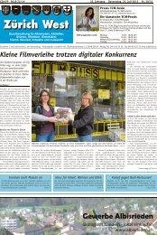 Kleine Filmverleihe trotzen digitaler Konkurrenz - Lokalinfo AG