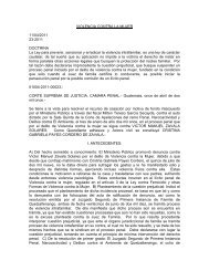No. de Proceso 23-2011 - Organismo Judicial