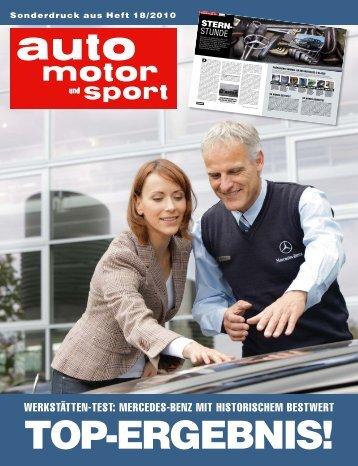 Mercedes-Nieder - Autohaus Weitkamp
