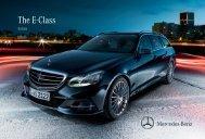 The E-Class - Mercedes-Benz Magyarország