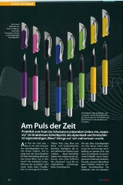 pbs report - Online Schreibgeräte GmbH
