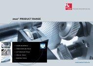 zeus® PRODUCT RANGE - Zeus-tooling.de