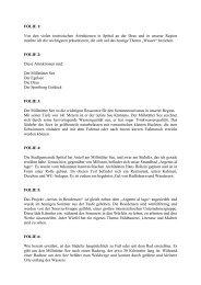 FOLIE 1: Von den vielen touristischen Attraktionen in Spittal an der ...