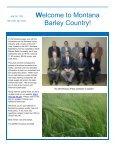 2010 Barley Quality - Montana Wheat & Barley Committee - Page 2