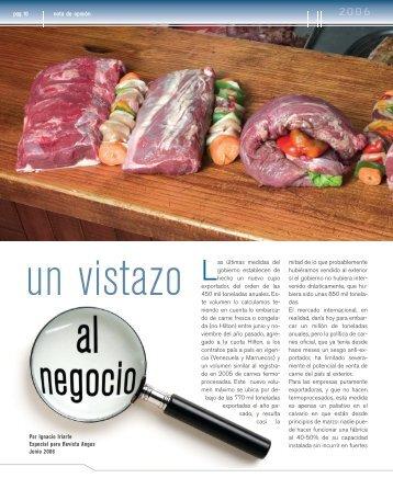 Un vistazo al negocio - Asociación Argentina de Angus