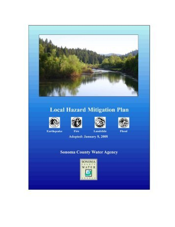 Sonoma County Water Agency (PDF) - State of California