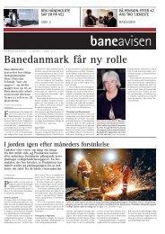 baneavisen - Banedanmark