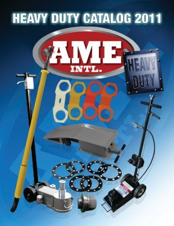 2011 Heavy Duty Catalog - AME International