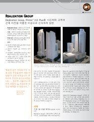 Realization Group - Z Corporation