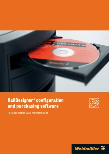 Download - RailDesigner® configuration and purchasing software