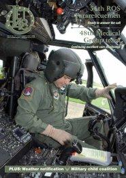 56th RQS Pararescuemen 48th Medical Group ... - RAF Lakenheath