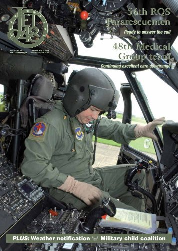 56th RQS Pararescuemen 48th Medical Group ... - RAF Lakenheath