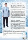 Sayı 11- Ocak/Mart 2013 - Antalya Rehberler Odası - Page 5