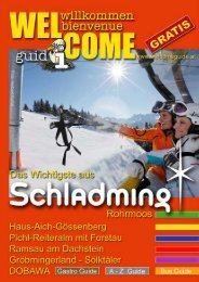 heiss auf weiss - Welcome Guide