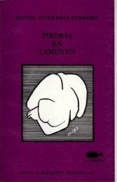 PIEDRAS EN LAMENTO - Frente de Afirmación Hispanista