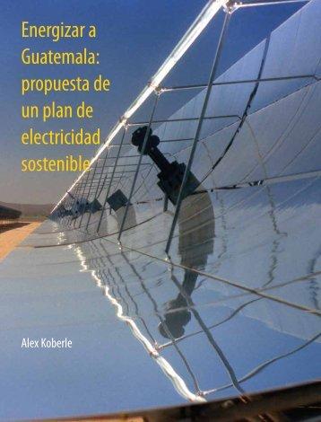 Energizar a Guatemala - International Rivers