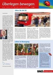 Ausgabe 1/2009 - VAG