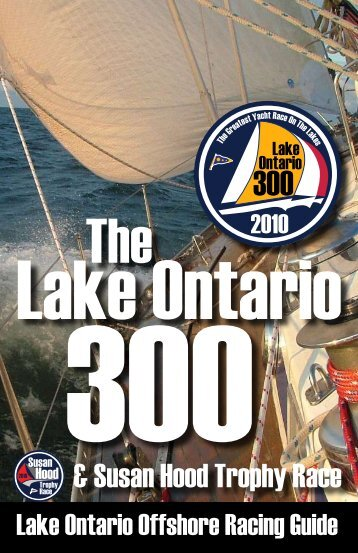 & Susan Hood Trophy Race - Lake Ontario 300