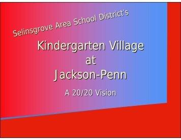 Day Kindergarten - Ptd.net