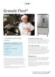 Granule Flexi® - Bouter