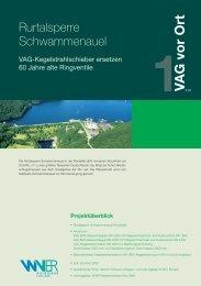 1V AG vor Ort - VAG Armaturen