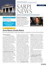 Anno Nuovo, Scuola Nuova - Liceo Classico Statale