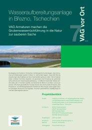 7V AG vor Ort - VAG Armaturen