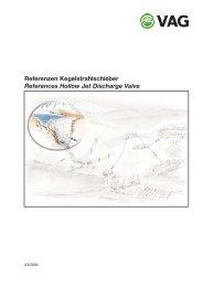 Wiehltalsperre/Valley Dam - Aggerverband - VAG Armaturen