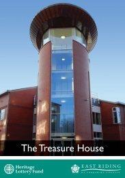 The Treasure House Leaflet - eRiding