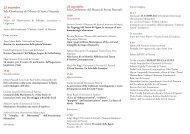 programma (pdf, it, 537 KB, 11/20/12) - Department Filologia ...
