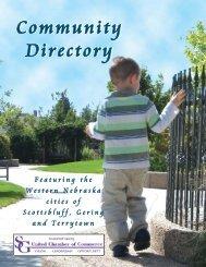 Community Directory - Scottsbluff/Gering United Chamber of ...