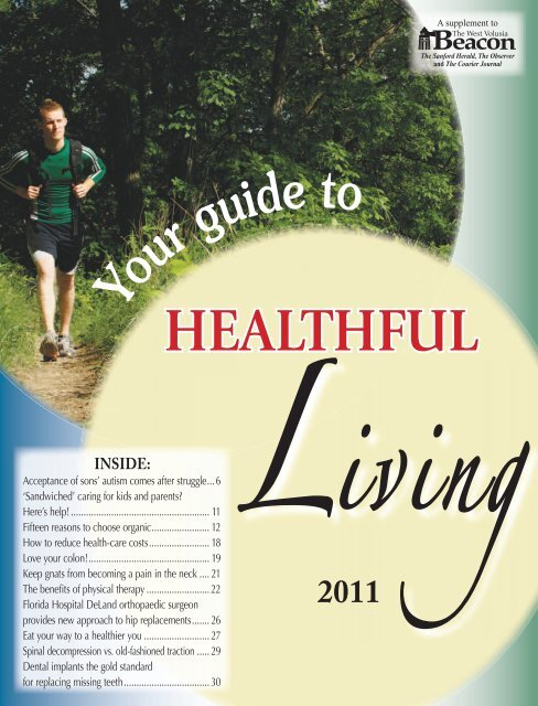 Guide to Healthful Living 2011 - The