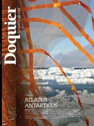 RELATOS ANTÁRTICOS - revista doquier