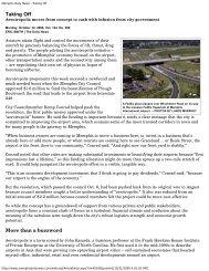 Read More of this Article... - Aerotropolis