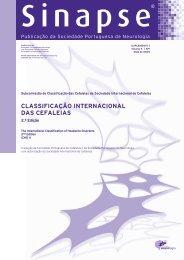 Classificação Internacional das Cefaléias - Segunda ... - marchioli