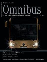 Magazine Autobus/autocars 2011/2 - Mercedes-Benz