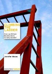 Climbing the ladder - CentreForum