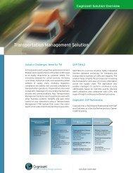 SAP TM COE.pdf - Cognizant