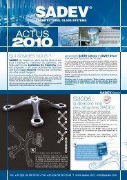 ACTUS BATIMAT 2009